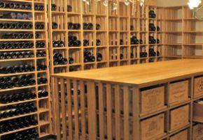 Weinkeller selber ausbauen  Weinkeller-Profi – Ihr Experte für Weinkeller-Einrichtungen