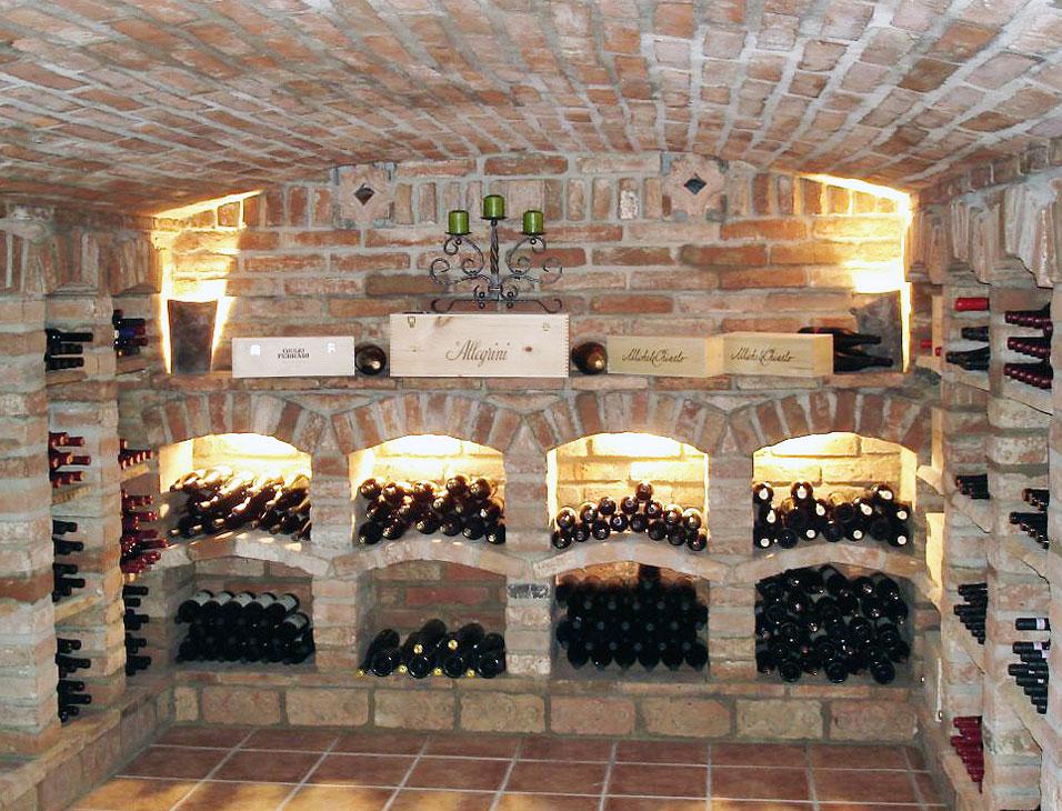 Weinkeller profi ihr experte f r weinkeller einrichtungen for Weinkeller einrichten tipps