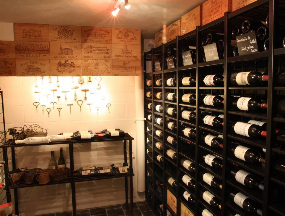 Weinkeller einrichten modern  Weinkeller-Profi